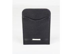 Kožená spona na bankovky Cross Classic Century Leather Black